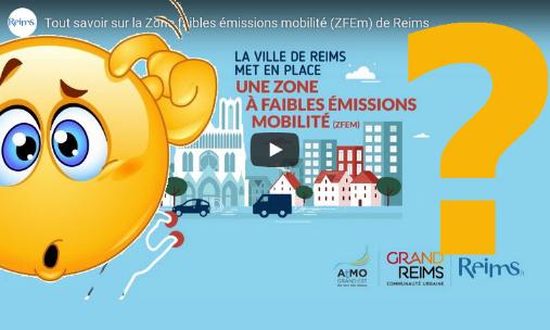 Moratoire sur la création de la ZFEm de Reims pour permettre un choix éclairé: consulter la population concernée, puis répondre aux interrogations que posent le projet