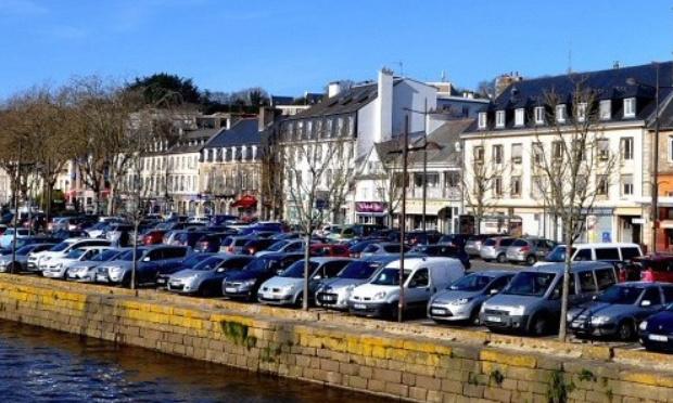 Conserver nos parkings d'Aiguillon et Gunsburg