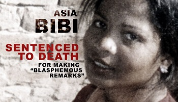#AsiaBibi: No to the death sentence of Asia Bibi in Pakistan for a glass of...