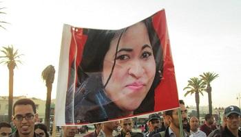 Pétition : Libération de Wafaa Charaf et des personnes détenues pour leurs opinions au Maroc !