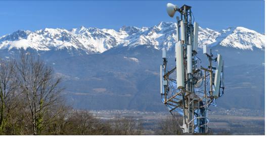 Pour la préservation du cadre de vie, des espaces naturels et de la santé des Ismérusiens, NON à l'implantation d'antennes relais de BOUYGUES au lieu-dit les Civets à SAINT ISMIER
