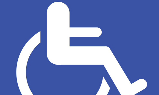 Une caisse exclusivement réservée aux personnes en situation de handicap