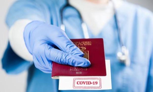 CONTRE la mise en place d'un passeport vaccinal pour les résidents polynésiens à l'entrée et à la sortie de la Polynésie française