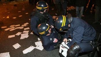 Pétition : Attaques contre les policiers : les violences gratuites doivent cesser !