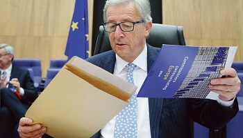 Pétition : Exigeons la démission immédiate de M. Jean Claude Juncker de la commission...