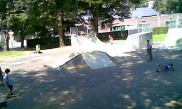 Rénover le Skate Park de Rhode Saint Genèse