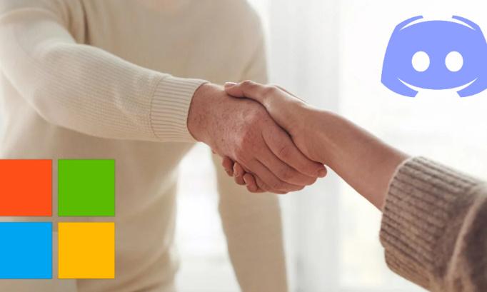 Contre le rachat de discord par Microsoft