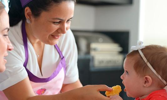Curso de Introdução Alimentar Bebê Comendo Bem