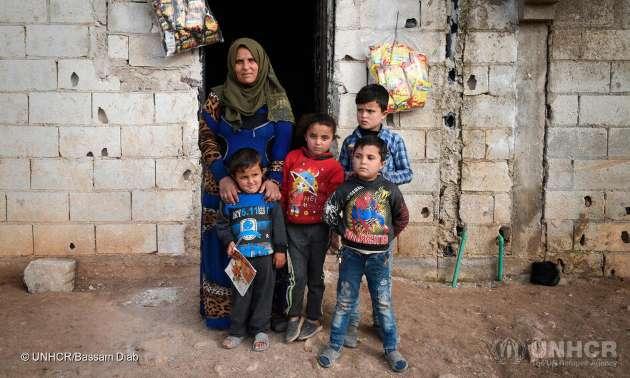 Pétition : Après 10 ans de crise en Syrie, les familles syriennes qui ont fui leur foyer ont toujours besoin de notre aide !