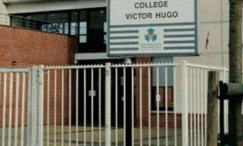 COVID : fermeture du collège Vicor Hugo
