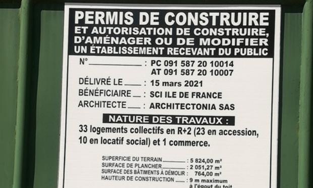 Pétition : Non à la construction de 33 logements en plein centre ville !!