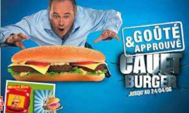 Le retour du Cauet Burger de façon imminente
