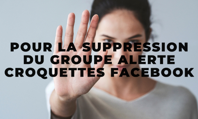 Menaces, fake news, harcèlement, propos homophobes et anti-musulmans : il faut fermer Alerte Croquettes Toxiques Facebook !