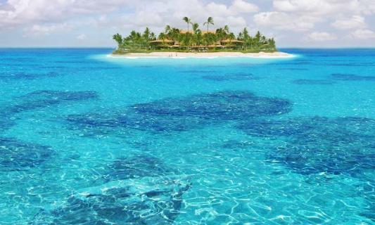 On veut partir sur une île deserte, avec la fibre bien sur.