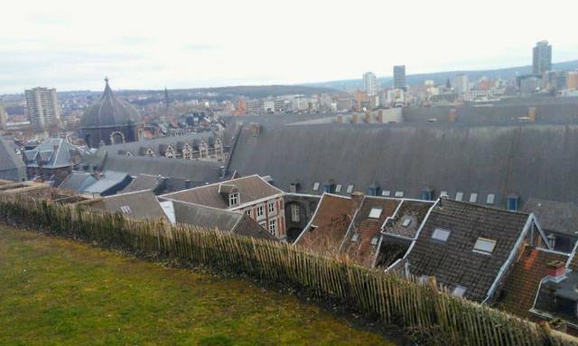 Pétition : La réouverture des Terrasses des Minimes à Liège