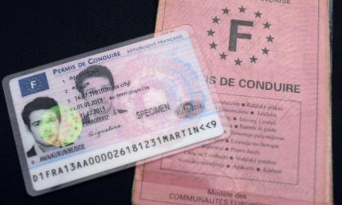 Que le nouveau permis de conduire soit accepté comme carte d'identité.