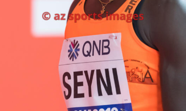 Aminatou Seyni au 400m