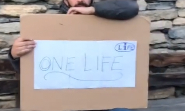 Pétition : ONE LIFE MATTERS