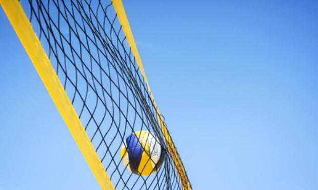 Terrains de Beach-Volley à Mers-les-bains!!