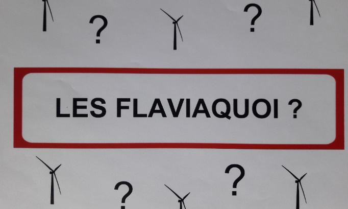 PROJETS EOLIENS A FLAVIAC : POUR UN VRAI DEBAT DEMOCRATIQUE