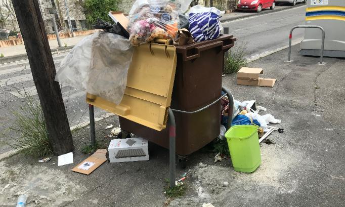 """Un vrai changement pour rendre 'Marseille"""" plus propre"""