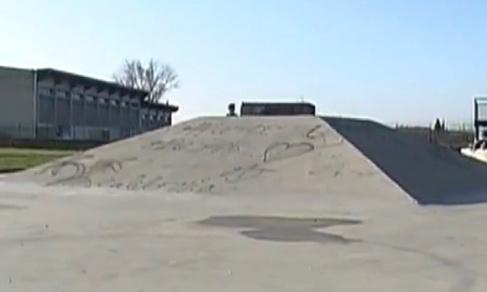 Pétition : Conserver la pyramide du skatepark