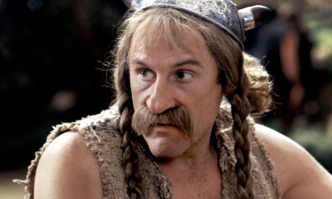Gérard Depardieu est Obelix ! Boycotte le nouveau Astérix, soutenons Gégé !