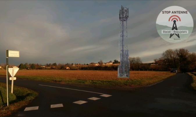 Stop Antennes Gleizé en Beaujolais