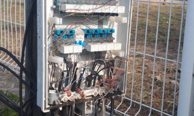 Mauvaise installation de la fibre Agde , Cap d'Agde et Grau d'Agde