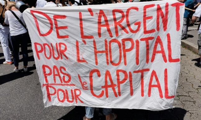 Pétition citoyenne. L'Hôpital Henry Gabrielle, c'est de la médecine. C'est à Saint-Genis-Laval, nulle part ailleurs !