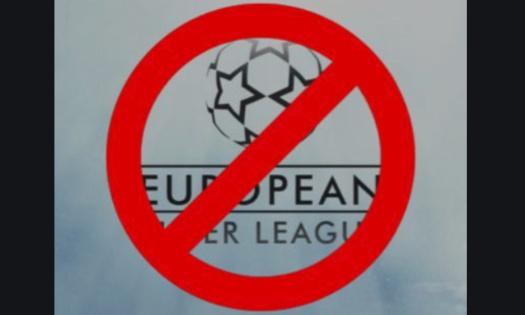 Say no to Super League !