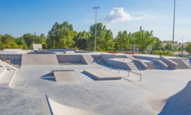 Réhabilitation skatepark Villefontaine