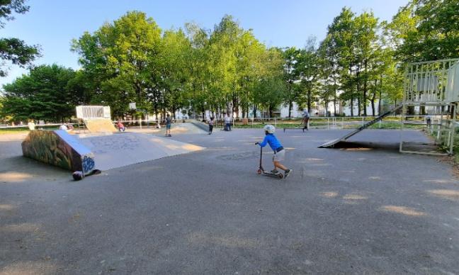 Pour un skatepark digne de ce nom