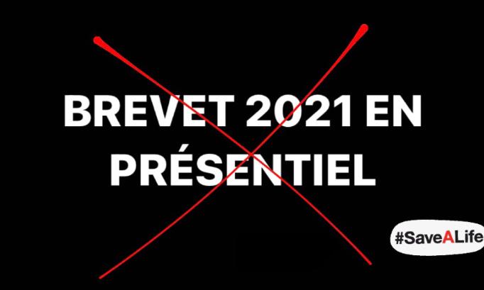 BREVET 2021 EN CONTRÔLE CONTINU