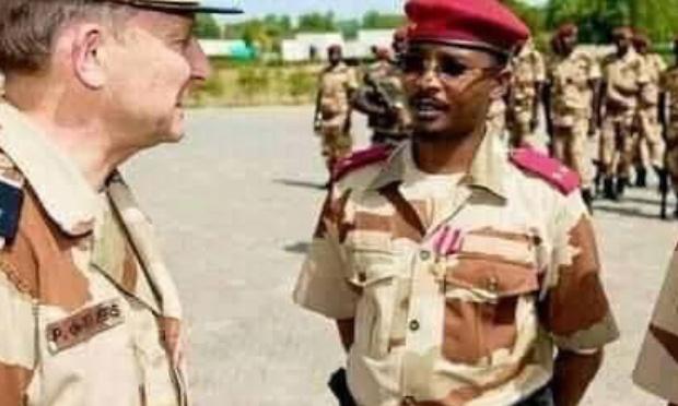 Affaire interne Tchado tchadienne il faut que la France doit s'arrêter