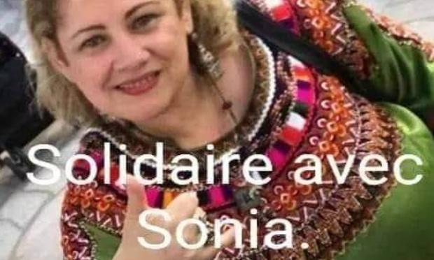 Pétition : supprimer une page qui nuit à notre soeur Sonia Ait Ahmed avec des mensonges et messages haineux