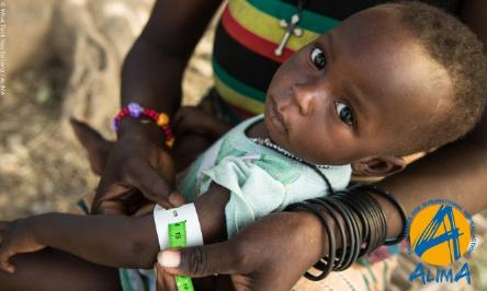 Pour qu'aucun enfant ne souffre de malnutrition !
