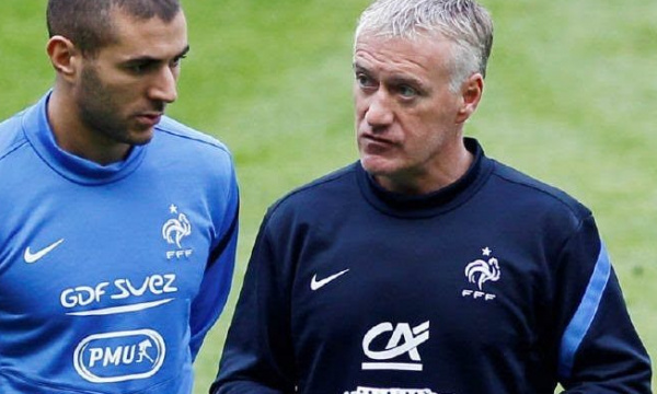 Retour de Karim Benzema en équipe nationale de France pour l'euro 2021