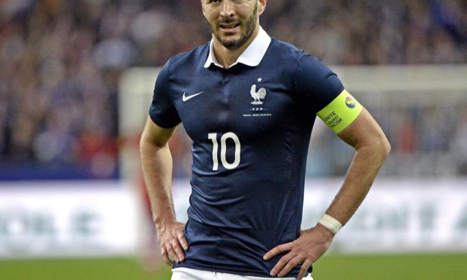 Retour de Benzema en Équipe de France