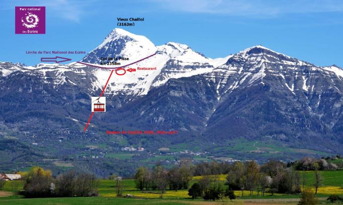 Pétition : LA MONTAGNE ÇA SE GAGNE, ça ne s'achète pas ! Non à une remontée mécanique sur les pentes du Vieux Chaillol dans les Hautes-Alpes !