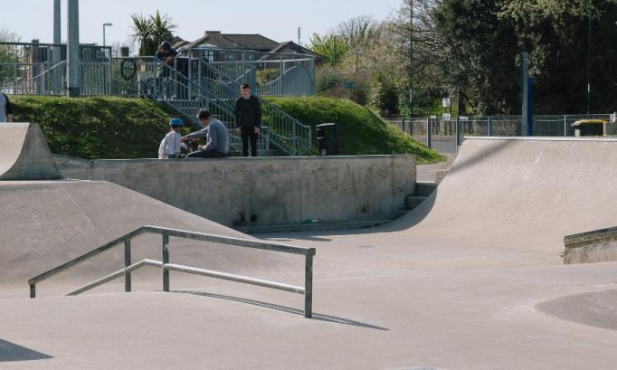 Skatepark Comines