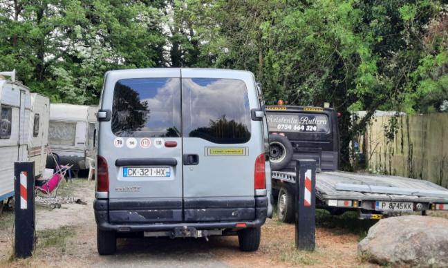 Demande d expulsion du camp de rooms installé illégalement à st herblain chemin du pontreau à l orvasserie.