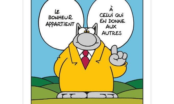Pétition pour l'ouverture du musée du Chat de Philippe Geluck !