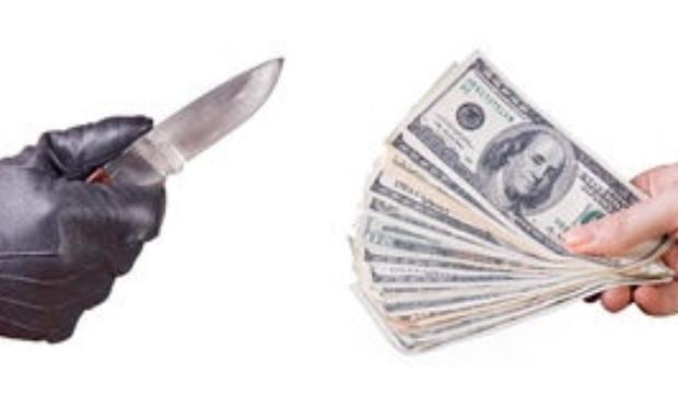 Besoin d'argents pour soutenir un vol d'argent via un vole d'argent avec le numéro de téléphone
