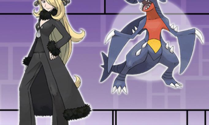 Remplacer Marlène Schiappa par Cynthia de Pokémon