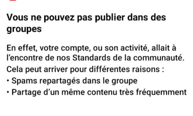 Créé un Facebook a  la français avec les  lois françaises