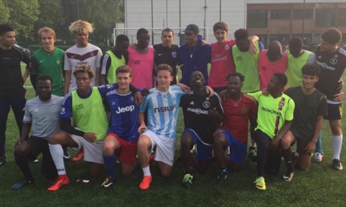 Pour la nomination de Karim entraîneur des Seniors du Chesnay FC 78