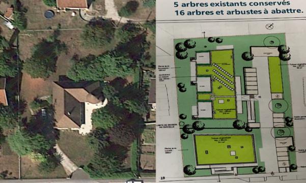 Non aux immeubles dans les quartiers Muret et Néron de St Egrève (38)