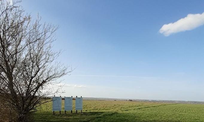Contre des panneaux solaires au sol sur 33 hectares de terres agricoles et proches des habitations et élevages