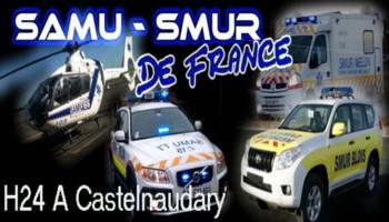 Pétition : Action pour le retour du SAMU-SMUR 24 h/24 à Castelnaudary !